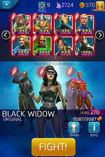 Marvel Puzzle Quest Screenshot 24