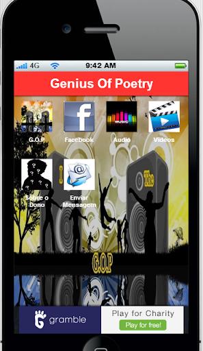 Genius Of Poetry Pro