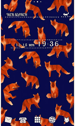 ★FREE THEMES★Foxes