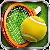Le tennis chiquenaudé 3D