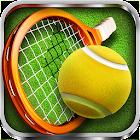 Le tennis chiquenaudé 3D icon