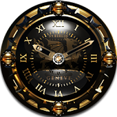 GENEVE clock widget