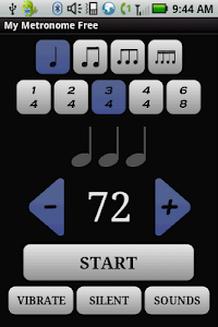 My Metronome screenshot 0
