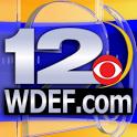 WDEF TV 12 icon