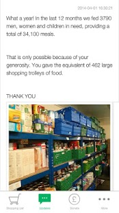 Foodbank- screenshot thumbnail