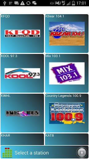 Radio Stations Of Alaska