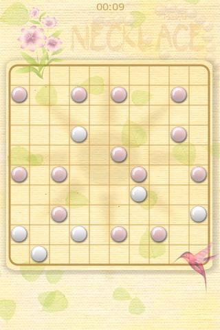 Necklace (Masyu) Lite- screenshot