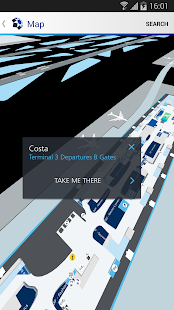 Dubai Airports- screenshot thumbnail