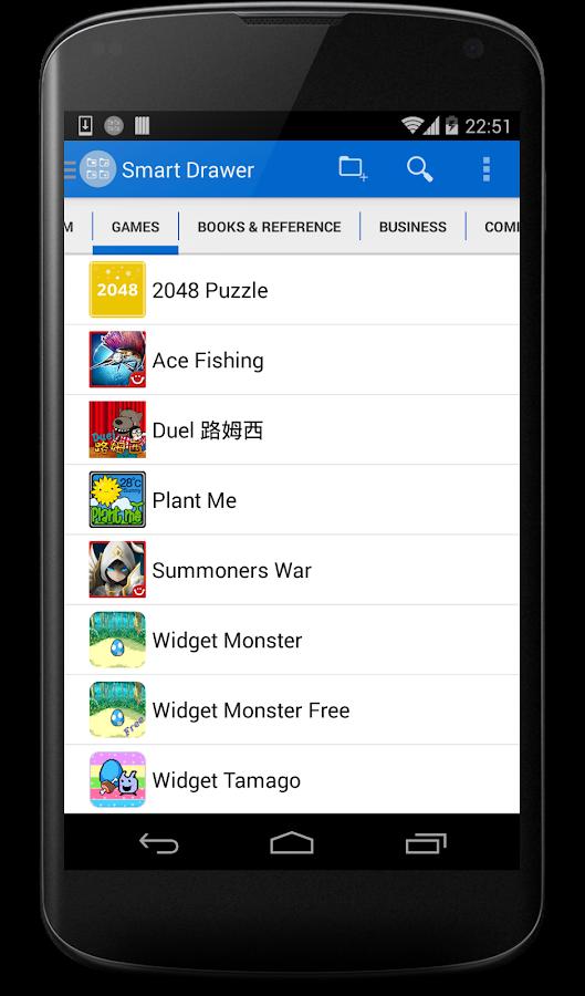 Smart Folder App Organizer Android Apps On Google Play