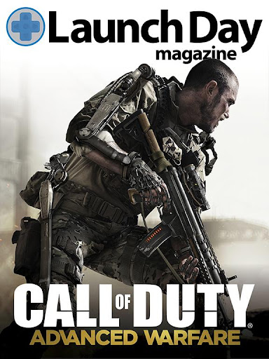 LAUNCH DAY CALL OF DUTY