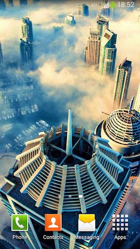 旅遊必備APP下載 迪拜動態壁紙 好玩app不花錢 綠色工廠好玩App