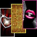 Diamond Glitter HD Wallpapers icon