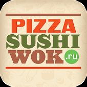 Пицца Суши Вок Pizza Sushi Wok