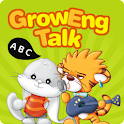GrowEng Talk Alphabet logo