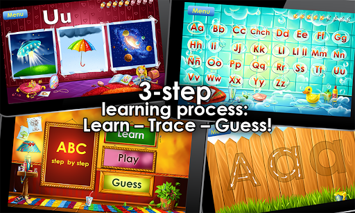 ABCD for Kids: Learn Alphabet and ABC for Toddlers 1.1.36 screenshots 15