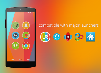 Ur icon pack android apps on google play - Google chrome 3d home design app ...