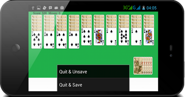 Playing Card Solitaire Games- screenshot thumbnail