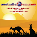 Australia Immigration Forum logo