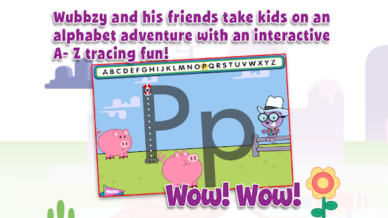 Wubbzy's ABC Learn Play