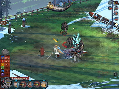 The Banner Saga Screenshot 21
