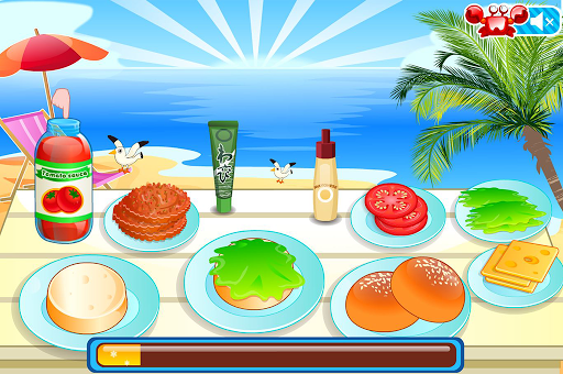 Mini Burgers, Cooking Games 2.0.9 screenshots 6