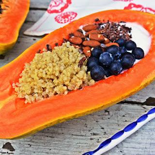 Breakfast Papaya Recipes.
