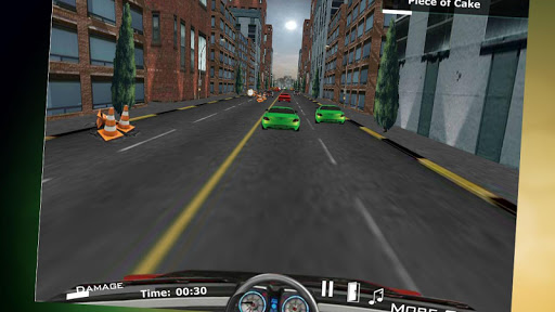 Driver Car 3D