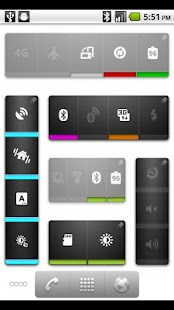Power Control Plus (widget)- screenshot thumbnail