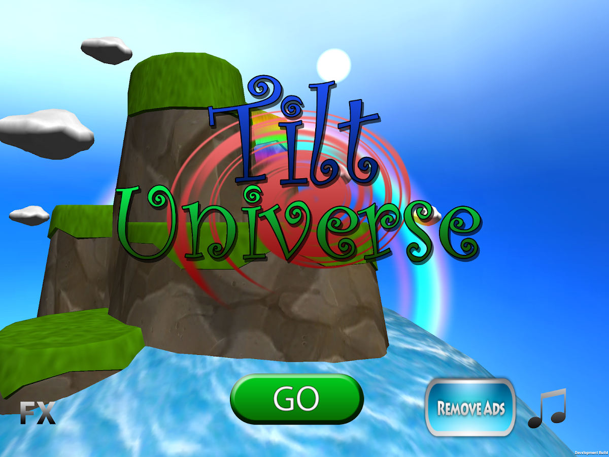 Tilt Universe- screenshot