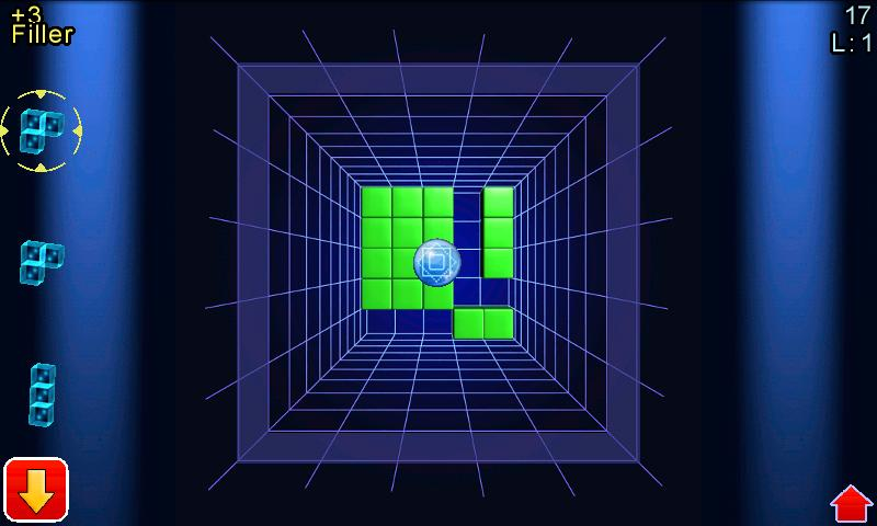 Block 3D 2 - screenshot