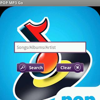 Free POP MP3 Go