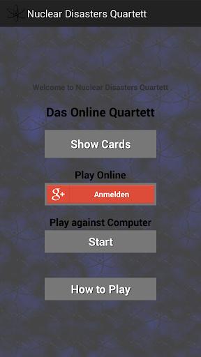 Atomunfall Quartett Pro