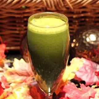 Garden Fresh Green Juice.