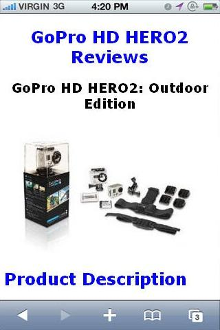 HERO2 Outdoor Edition Reviews
