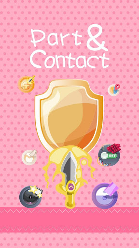 Part Contact Hola Theme