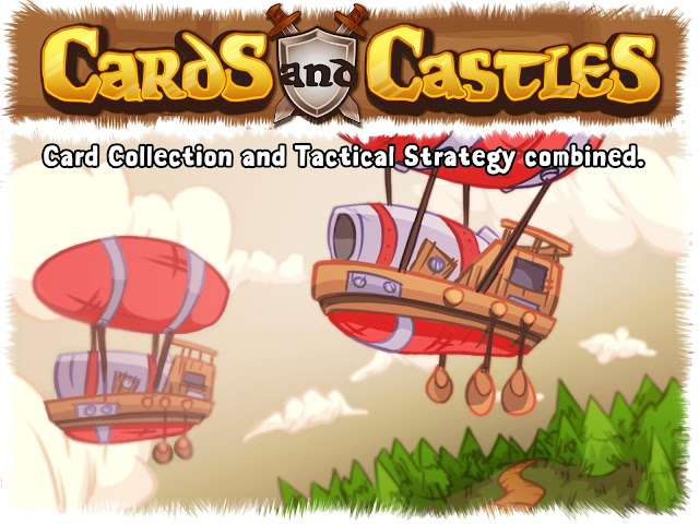 android Cards and Castles Screenshot 0