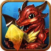 AdventureQuest Dragons APK for Bluestacks