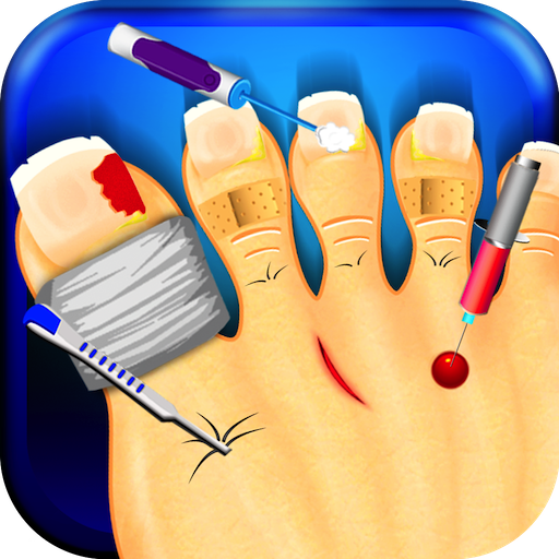 孩子指甲医生 - 趣味游戏 休閒 App LOGO-硬是要APP