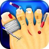 Kids Nail Doctor - Fun Game