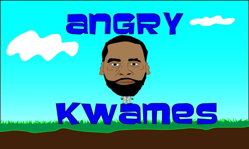 Angry Kwames- screenshot