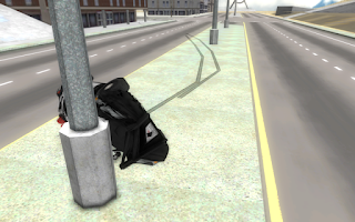 Screenshot of Fast Police Car Driving 3D