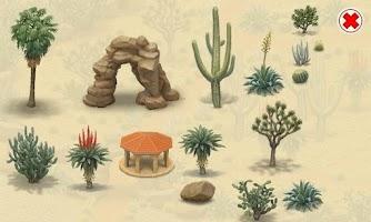 Screenshot of Inner Garden: Desert Garden
