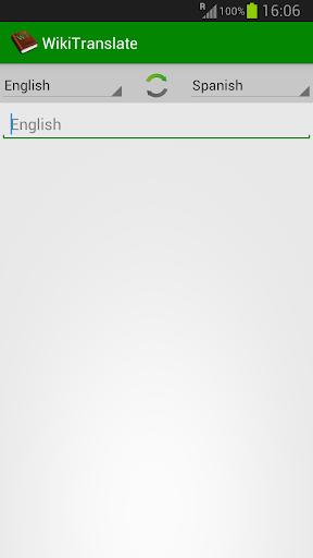 WikiTranslate