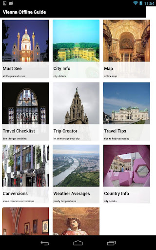 Vienna Offline Travel Guide