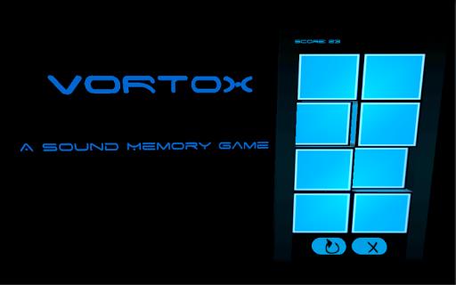 Vortox: A Sound Memory Game