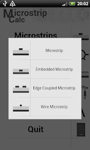 Microstrip Calc Lite- screenshot thumbnail