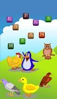 Screenshot of Bird Activity Game