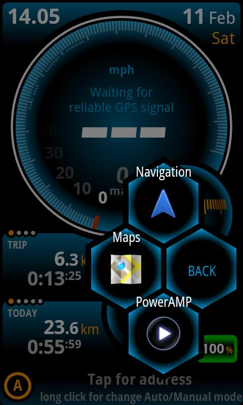 Ulysse Speedometer Pro - screenshot