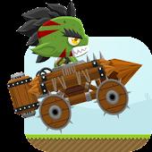 Funny Goblin Car