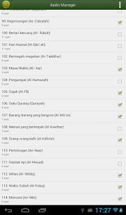Al'Quran Bahasa Indonesia PRO screenshot